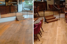 Floor Restoration Exeter