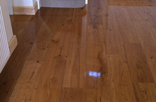 Oak Flooring Collumpton