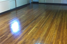 Exeter Floor Restoration Service