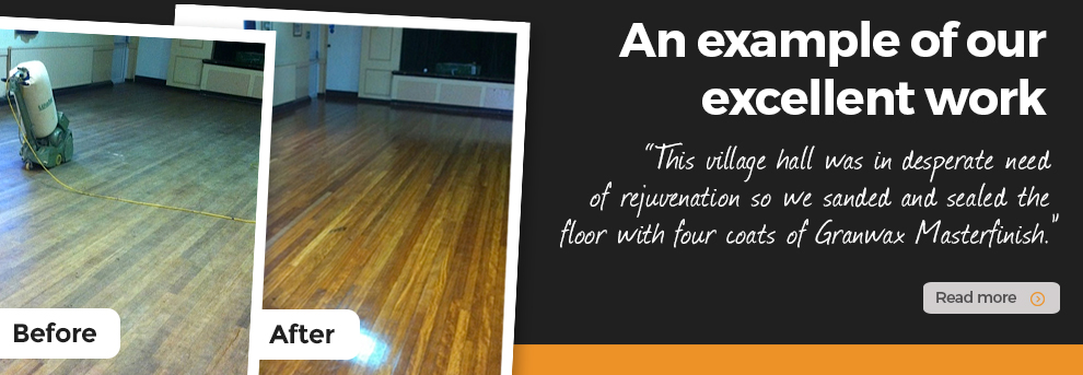 Wood Floor Restoration Exeter